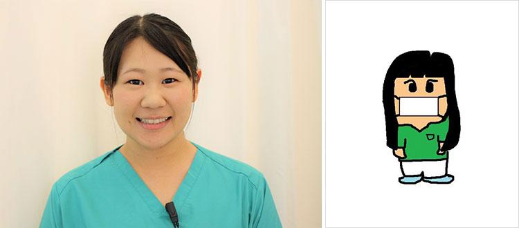 歯科医師 加島 菜緒