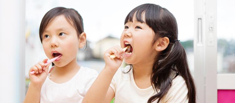 子どもの歯が気になる~小児歯科・小児矯正~