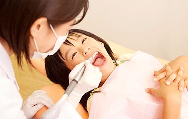 お子さんの歯を守りましょう