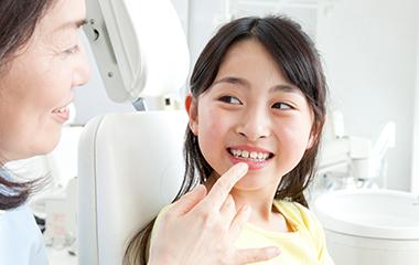 永久歯に生え替わる時期